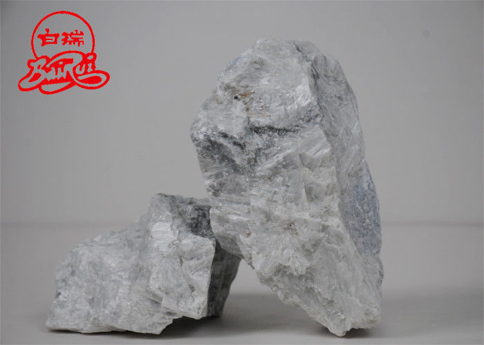 ISO Certification Needle - Shaped Wollastonite Powder 43-45% CaO Content